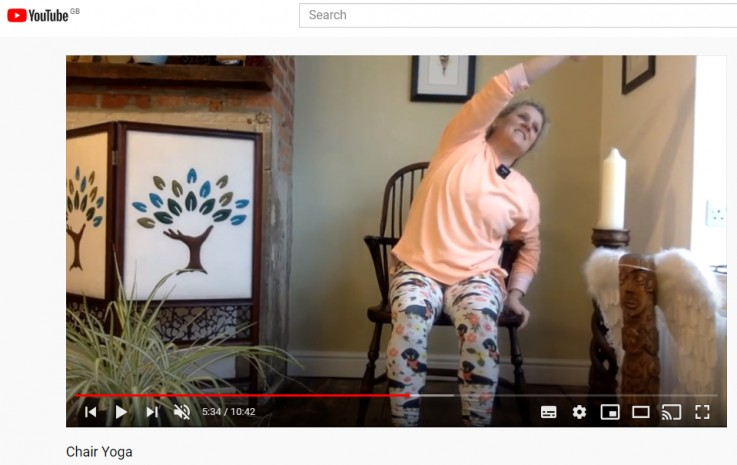 View our new online yoga, first aid and fire safety films