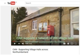 Help our village halls thrive