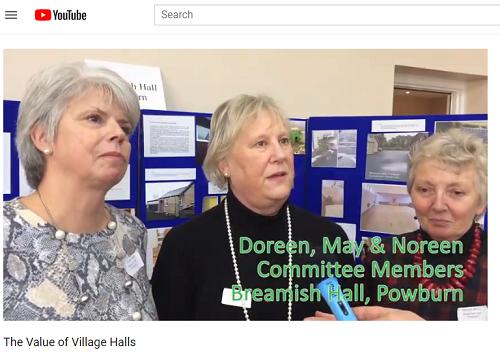 Film shows value of Village Halls & Community Buildings