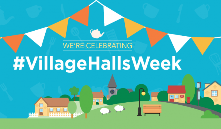 County's communities celebrate Village Halls Week