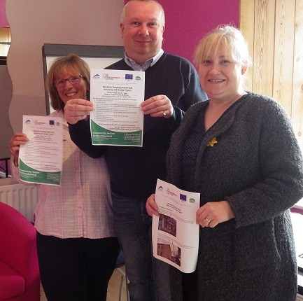 New employment hub to support jobseekers in Alnwick