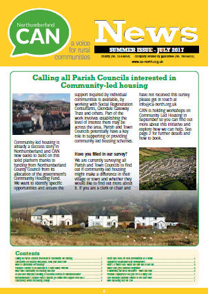Summer edition of CAN Newsletter out now