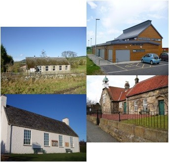 Village Halls & Community Buildings