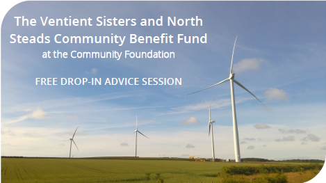 Ventient Sisters and North Steads Community Benefit Fund - drop in session